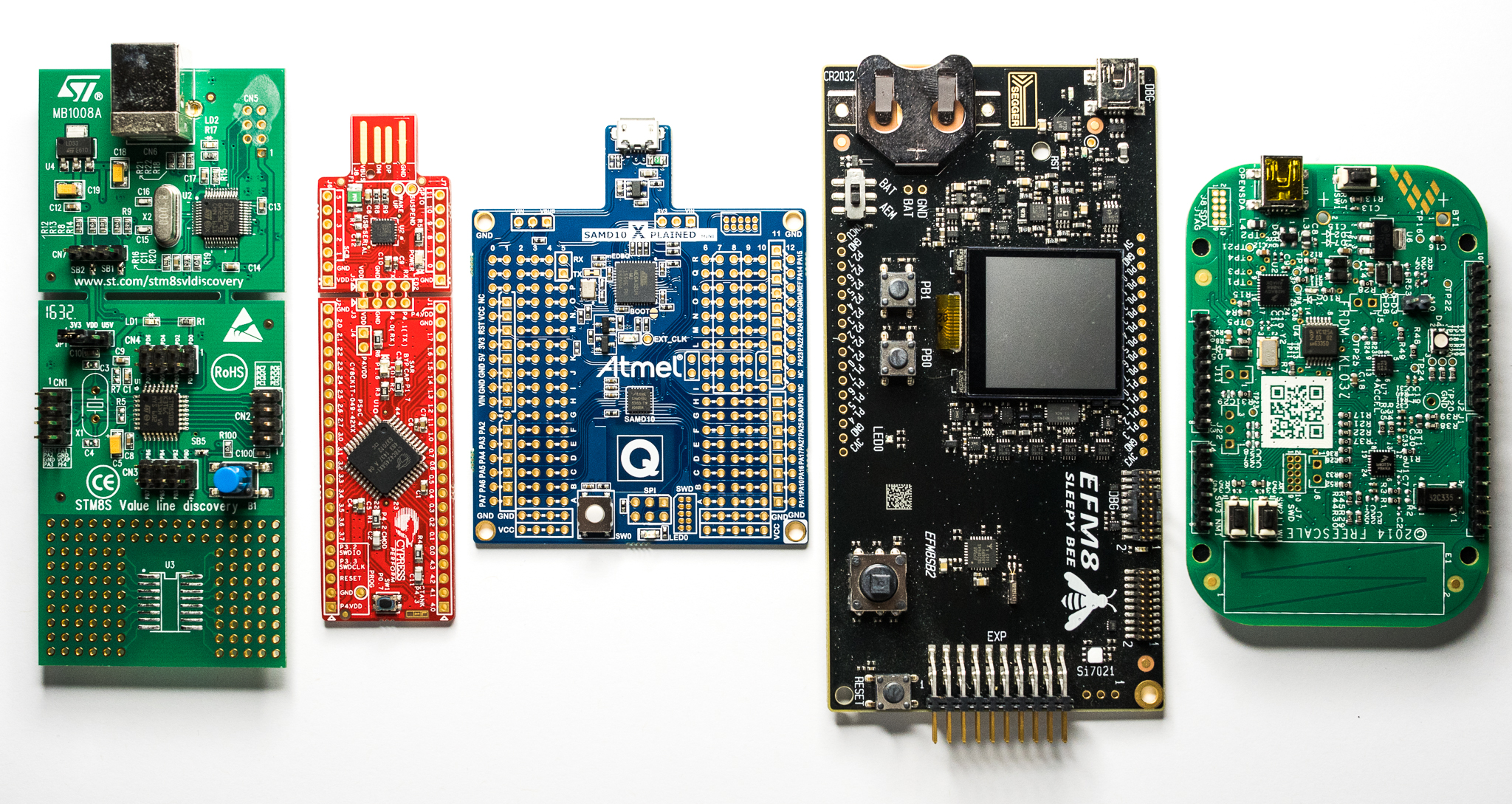 The Amazing $1 Microcontroller