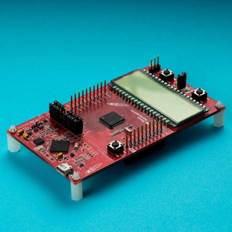 Texas Instruments MSP430FR