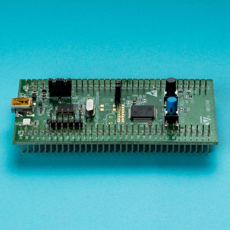 ST STM32F0