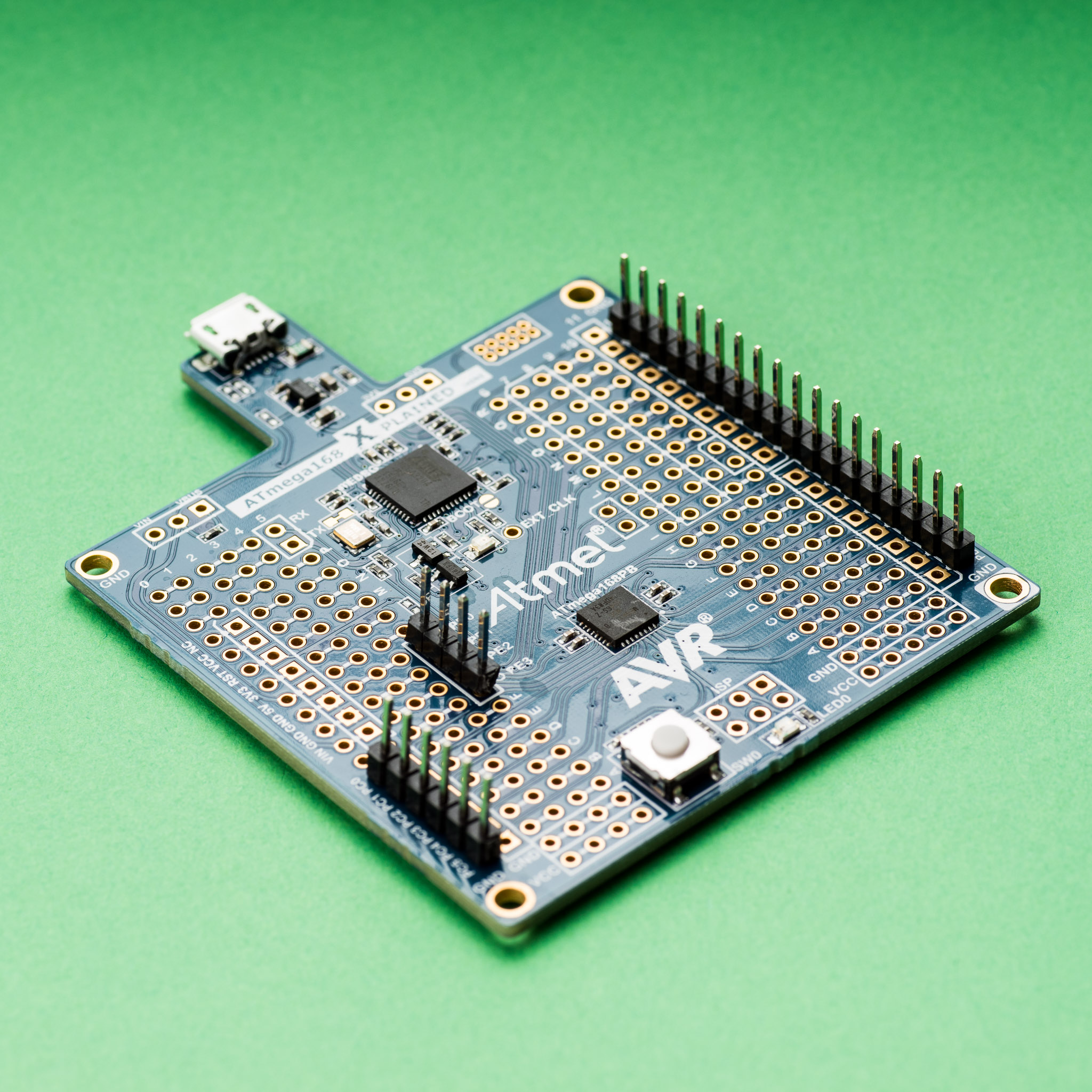 Atmel Microchip Tinyavr 1 Series Jay Carlson Six Pin Microcontrollers From Avr Attiny10
