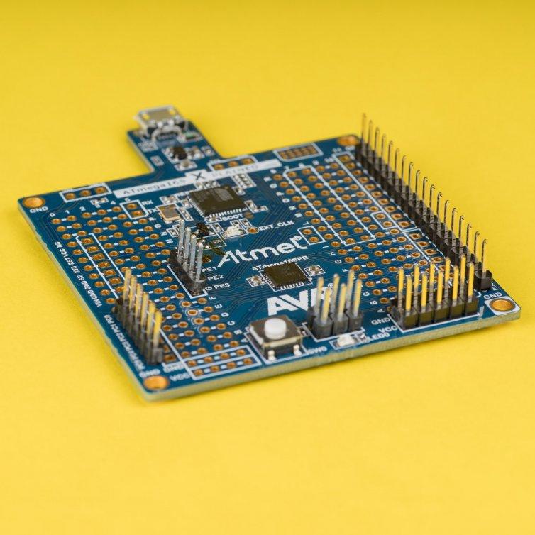 Atmel (Microchip) megaAVR